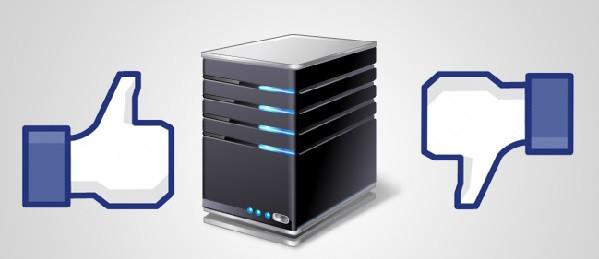 server condiviso : vantaggi e svantaggi