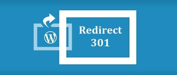impostare redirect 301
