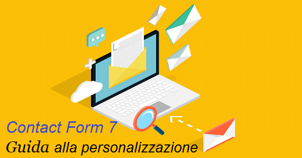 contact form 7 guida