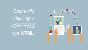 creare sito multilingue wordpress