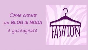 come creare un blog di moda