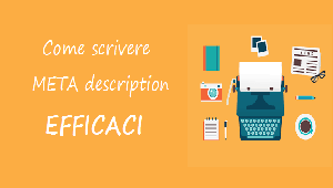 come scrivere meta description efficaci