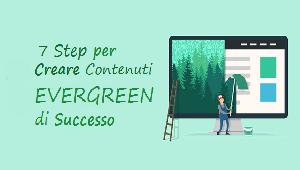 creare contenuti evergreen di successo