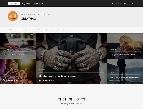 temi gratuiti wordpress
