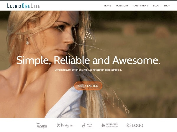 tema gratuito per wordpress