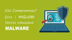 servizi rimozione malware