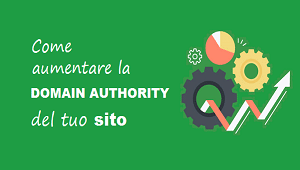 aumentare domain authority