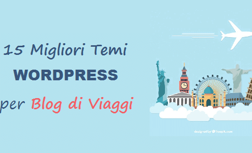 temi wordpress blog di viaggi