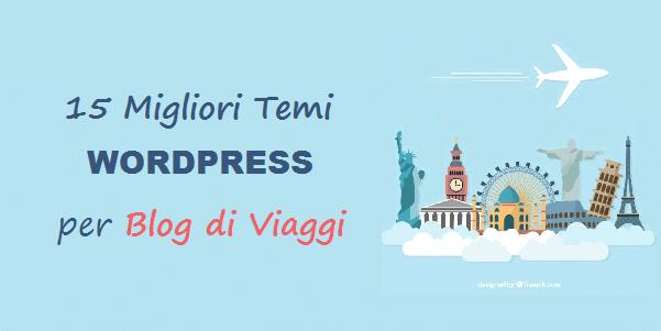 temi wordpress blog di viaggi